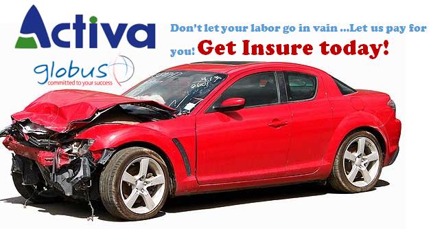 Activa motor vehicle insurance banjoomotors buy sell for Third party motor vehicle