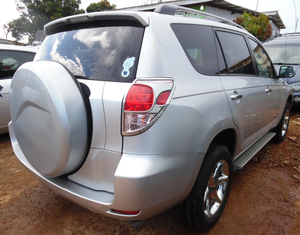 Gray Rar 4 (4) - BanjooMotors | Buy, Sell or Rent Car in Liberia