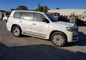 LAND CRUISER 4.5L VX TD A/T EXCALIBUR 2018 MODEL FULLY LOADED