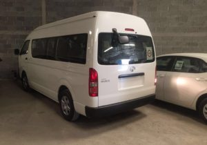 TOYOTA HIACE BUS 13 PDL + TH1