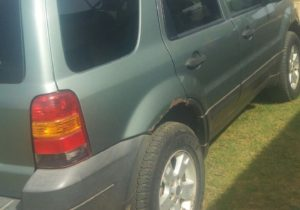 Ford Escape (3500USD Negotiable!)