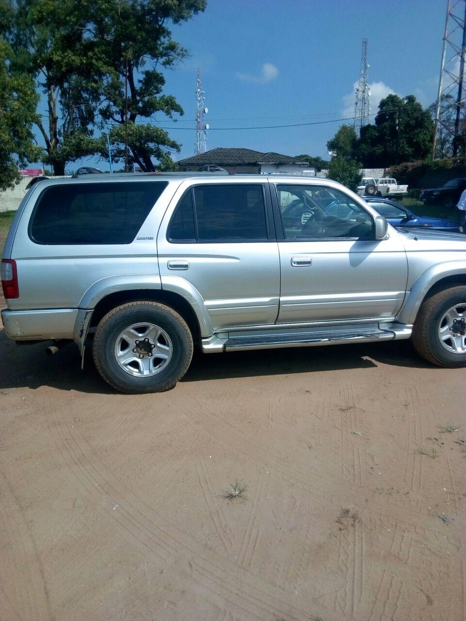 2002 Toyota 4Runner, Limited