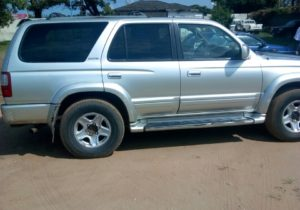 2002 Toyota 4Runner, Limited